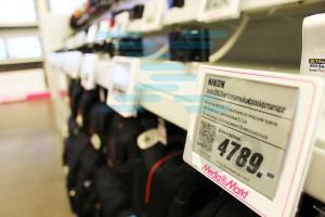 Цифровые и электронные ценники в Медиа Маркт в Челябинске и Тольятти - Imagotag