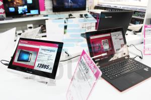 Цифровые и электронные ценники в Медиа Маркт в Челябинске и Тольятти - NoTeS и TaCT