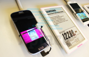 Электронные ценники признали на законодательном уровне