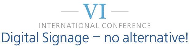 xplace выступит c докладом на конференции «Digital Signage – альтернативы нет!»