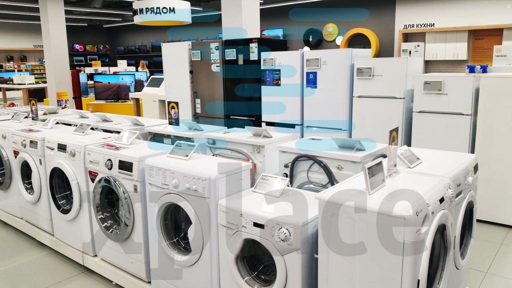 Автоматизация изменения цен в сети Техносила - электронные ценники в Техносиле