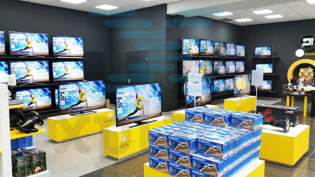 Электронные ценники в Техносиле в Смоленске