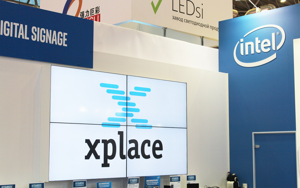 Intel и Xplace на Integrated Systems Russia