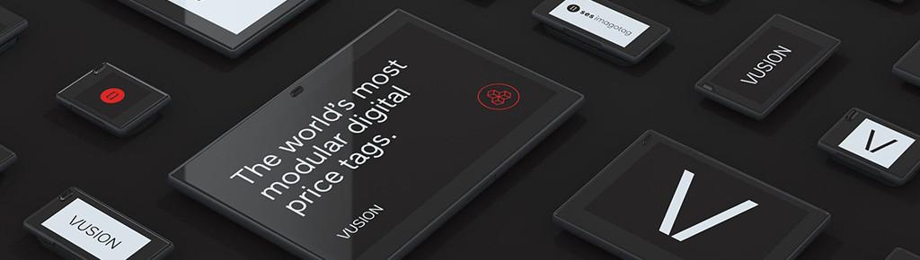 Электронный ценник SES-imagotag Vusion